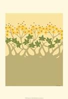 Organic Grove II Framed Print