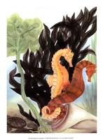 Seahorse Serenade I Fine Art Print