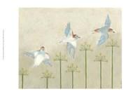 """Harmony Flight I by Vanna Lam - 19"""" x 13"""""""