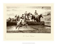 "Grand National by Charles Bird - 18"" x 14"""