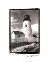 Pemaquid Point Light, Maine I Giclee