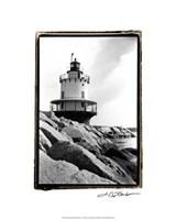 """Spring Point Light, Maine I by Laura Denardo - 16"""" x 20"""""""