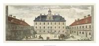 Palace Courtyard Giclee