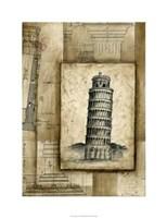 Passport To Pisa Giclee