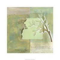 "Spring Memento II by June Erica Vess - 26"" x 26"""