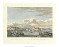 "Port Villa IV by Jillian Jeffrey - 20"" x 16"", FulcrumGallery.com brand"