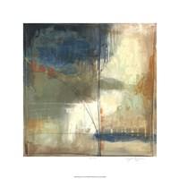 Maritime Vision I Framed Print