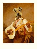 Troubadour Fine Art Print