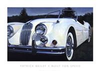 Built for Speed Fine Art Print