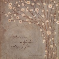 There Is More To Life Fine Art Print