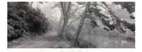 "Stow Lake by Lyle Gomes - 36"" x 14"""