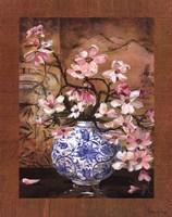 Ming Vase I Fine Art Print