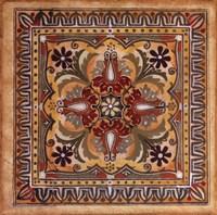 Italian Tile II Fine Art Print