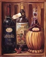 Wine Cabinet I Fine Art Print