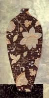Paisley Vase I Fine Art Print