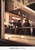 "At The Bar by Jacqueline Osborn - 18"" x 26"" - $17.49"