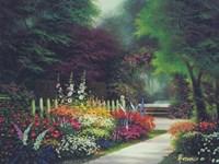 Floral Splendor Fine Art Print