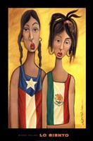 """Lo Siento by Michael Wallace - 24"""" x 36"""""""
