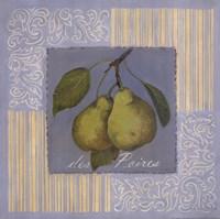 "Des Poires by Anita Phillips - 12"" x 12"""