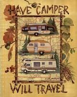 Have Camper Fine Art Print