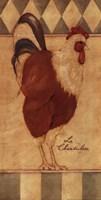"Le Chanticleer by Stephanie Marrott - 10"" x 20"""