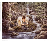 Nature's Little Guardian Fine Art Print