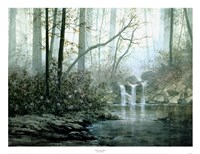 "Transcending Forest by Juan Archuleta - 26"" x 20"""