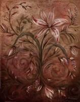 "Tranquil Garden II by Kate McRostie - 8"" x 10"""