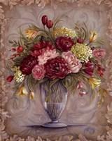 """Elegant Centerpiece II by Kate McRostie - 8"""" x 10"""""""