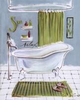 Bath IV Fine Art Print