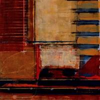 """Arena 19 by Jillian Jeffrey - 12"""" x 12"""""""