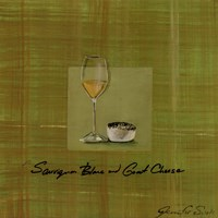 Wine Cheese II Fine Art Print