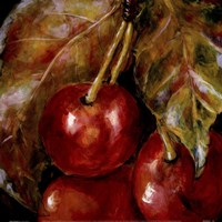 Sweet Cherries II Fine Art Print