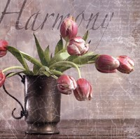 Dutch Tulips II Fine Art Print