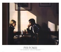 "Conversation by Andy Powell - 26"" x 22"""