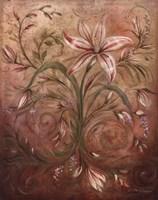 "Tranquil Garden II by Kate McRostie - 22"" x 28"""