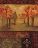 Autumn Tapestry II Fine Art Print