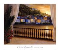 Italian View Fine Art Print