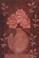 Fleurs Rouge I Fine Art Print