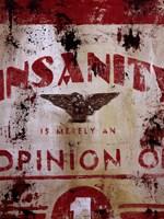 Insanity Fine Art Print