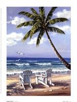 Hidden Beach Fine Art Print