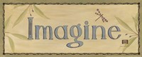 Imagine Fine Art Print