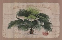 "No Title by Wild Apple Stud Hotel De France - 36"" x 24"""