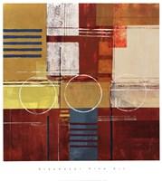 "Rustic Lime by Olga De Jesus Chuqui - 27"" x 30"""