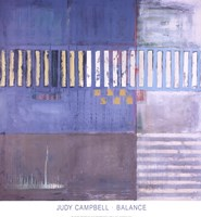 "Balance by Judy Campbell - 24"" x 26"""