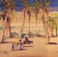 """Qalaoun by Jillian Jeffrey - 12"""" x 12"""""""