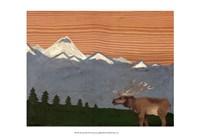 "Montana Sky #2 by Vanna Lam - 19"" x 13"""