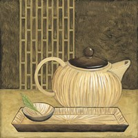 Bamboo Pot Fine Art Print