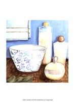 """Coastal Bath II by Megan Meagher - 10"""" x 13"""""""