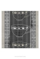 Cup Of Tea II Framed Print